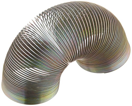 Rhode Island Novelty 12 1 inch Metal Slinky Springs for Party Favors