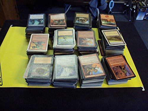 2000+ MTG Card Lot!!! Includes Foils, Rares, Uncommons & possible mythics! Magic the Gathering Collection WOW!!!