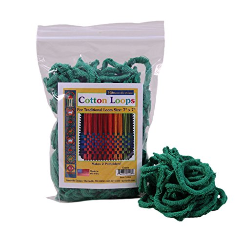 Friendly Loom Potholder Cotton Loops 7