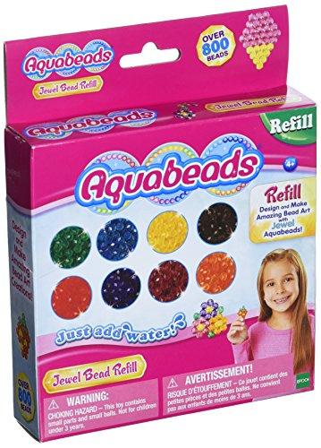 AquaBeads Jewel Assorted Bead Refill Pack