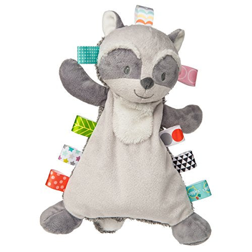 Taggies Soft Toy, Harley Raccoon Lovey