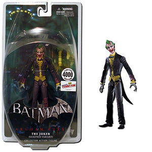 2011 DC Direct NY Comic Con Exclusive Batman Arkham City The Joker (Sickened Variant) by DC Comics