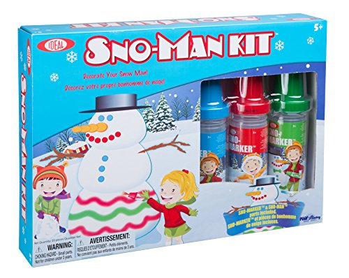 Ideal Sno Man Kit Kids Outdoor Snow Activity