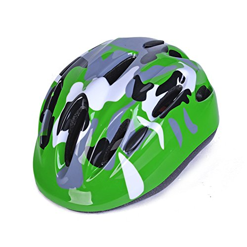 Bike Helmet For Kids Army Green