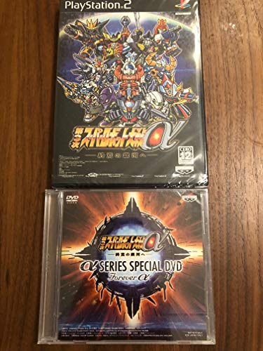 Super Robot Taisen Alpha 3: To the End of the Galaxy [Japan Import]