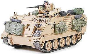 Tamiya Models M113A2 APC Desert Version Model Kit