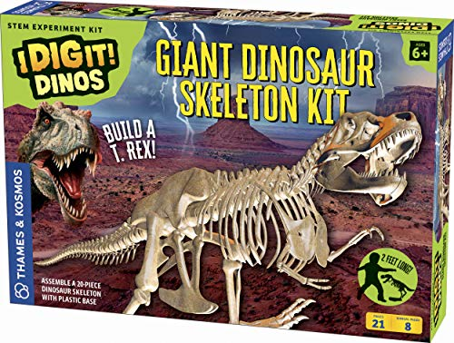 Thames & Kosmos Giant Dinosaur Skeleton Kit Science Experiment Kit