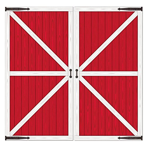 Barn Door Props Party Accessory (Value 2-Pack)