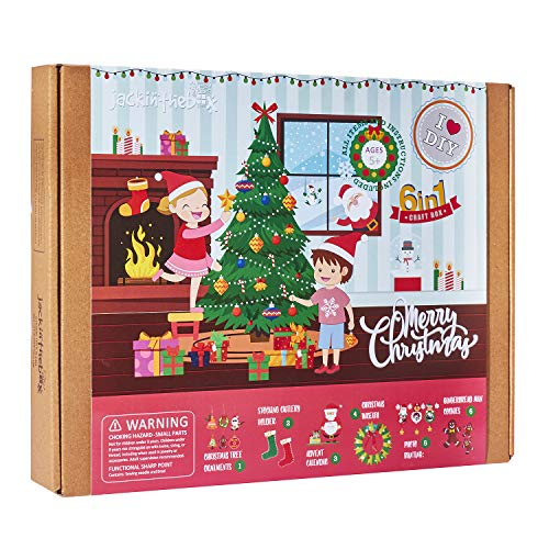 jackinthebox Parent - Christmas + Easter (Christmas 6-in-1)