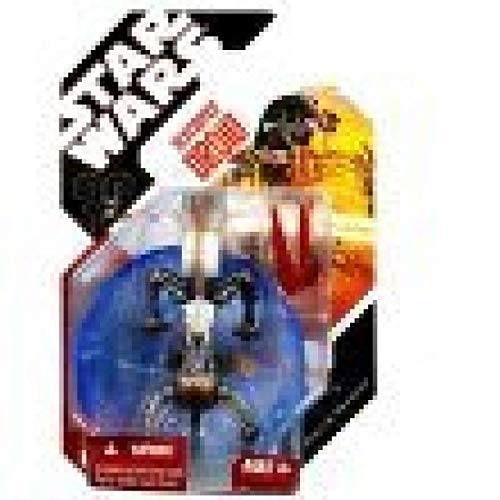 Star Wars - 08 Packaging with Stand - Destroyer Droid with Shield
