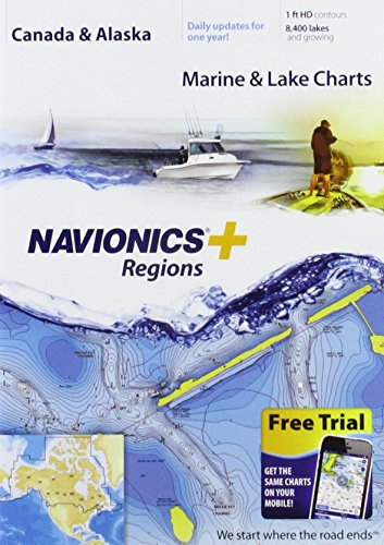 Navionics US Charts, CF Card, New Customer Nautical Chart on Compact Flash Card - CF/NAV+NI