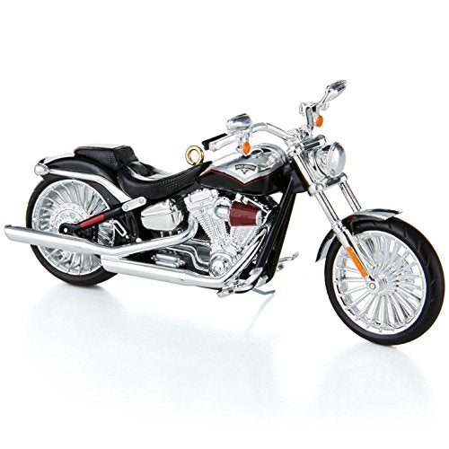 Hallmark Keepsake Ornament CVO Breakout 16th in Harley Davidson Series 2014