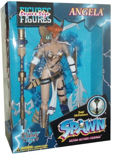 Spawn Super Size Figures - Angela