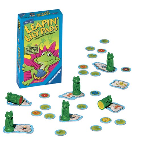 Ravensburger Game Leapin' Lily Pads