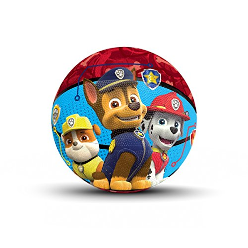 Hedstrom Paw Patrol Jr. Rubber Basketball, 7 Inch