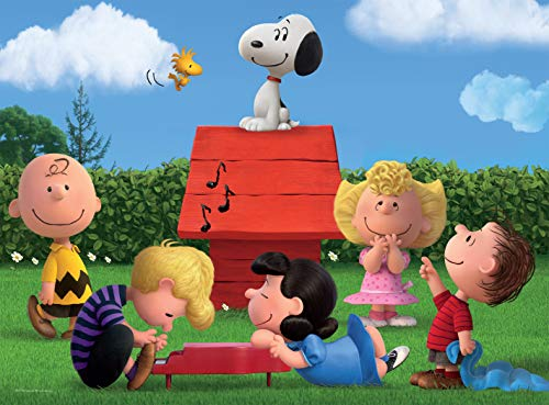 Peanuts - Beethoven Puzzle - 100 Pieces