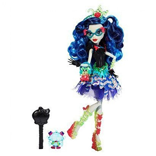 Monster High Sweet Screams - Ghoulia Yelps Doll by Mattel