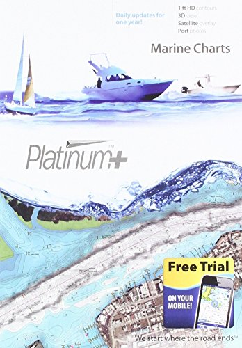 Navionics GPS Service Platinum South Alaska MSD/SD Nautical Chart on SD/Micro-SD Card - MSD/915P-2