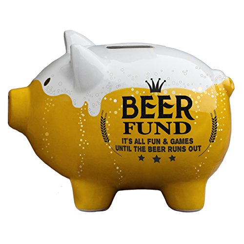 PRINZ Party Pigs Beer Fund Piggy Bank