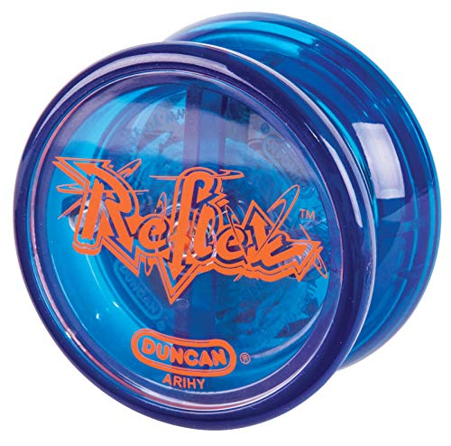 Duncan Reflex Auto Return Yo-Yo, Blue