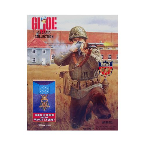 G.I. Joe Francis S. Currey Medal of Honor 12