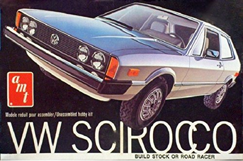 AMT AMT925 1:25 Scale 2-in-1 VW Scirocco Model Kit