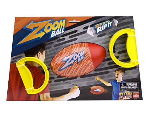 Goliath Sports Zip-It to Rip-It Zoom Ball (2 Player)