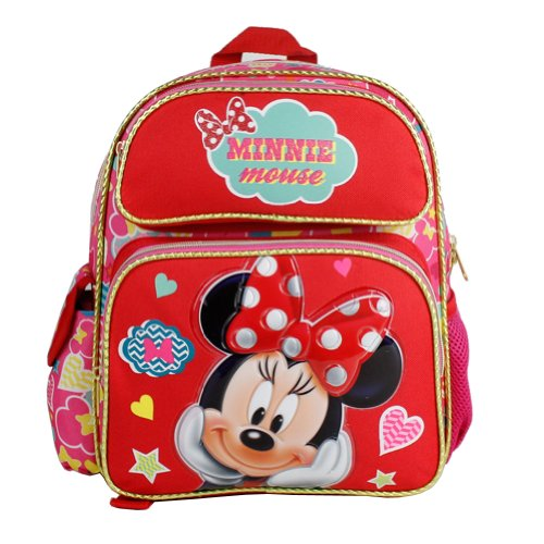 Disney Minnie Mouse - 12 inch Backpack - Pretty Things 63547