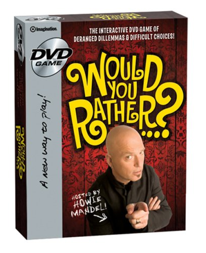 Would You Rather DVD Game