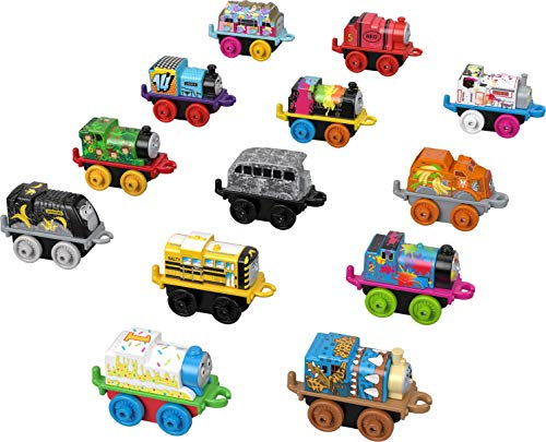 Fisher-Price Thomas & Friends MINIS, Party Favor Surprise Cargo [Amazon Exclusive]