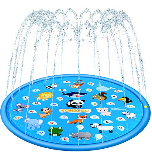 TOHIBEE Sprinkler for Kids 68