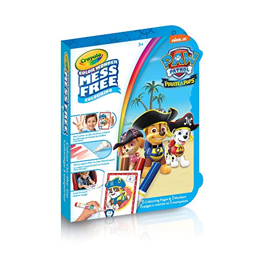 Color Wonder On-The-Go Book Paw Patrol
