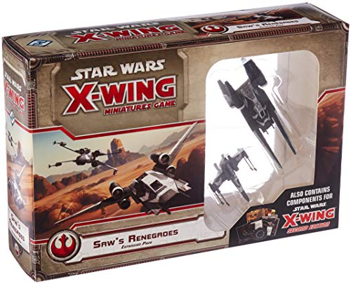 Star Wars: X-Wing - Saw's Renegades