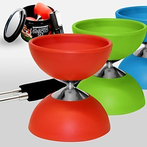 Diabolo Ultmate Set (Red)