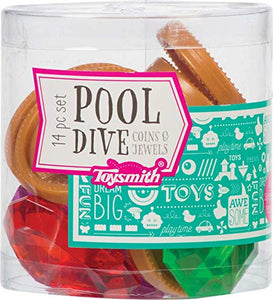 Toysmith Pool Dive Coin & Jewels