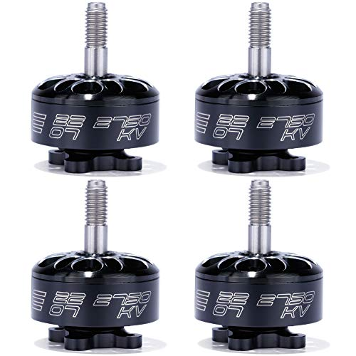 iFlight 4pcs XING-E 2207 2750KV Brushless Motor 4S for QAV FPV Racing Drone Quadcopter