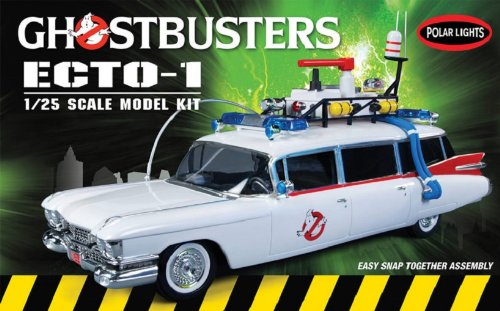 Ghostbusters Ecto-1 Snap
