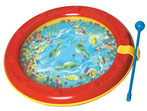Edushape Ha 485 Sea Sound Drum, 0 (HL482)