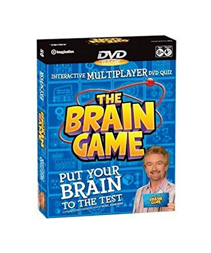 The Brain Game - Interactive Multiplayer DVD Quiz