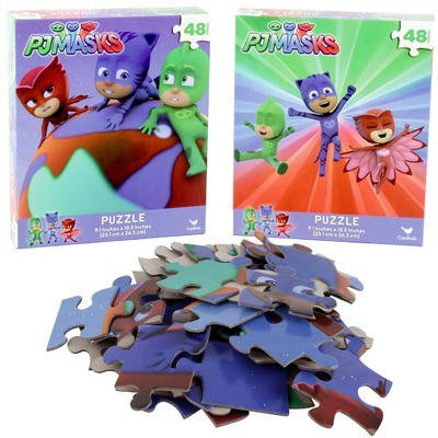 Cardinal Pj Masks 48 Piece Puzzle Assorted Styles