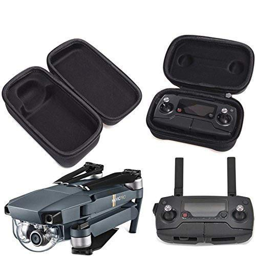 Fstop Labs Carrying Case for DJI Mavic Pro, Platinum, Alpine Carrying Case Foldable Drone Body and Remote Controller Transmitter Bag Accessory