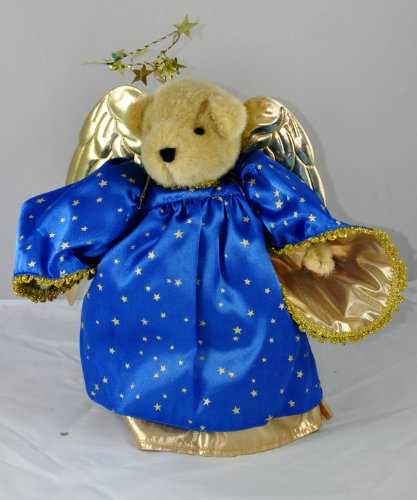 North American Bear Muffy Vanderbear Angel Holiday Limited Edition 1989