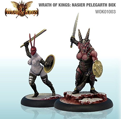 Wrath of Kings: Nasier Pelegarth Box