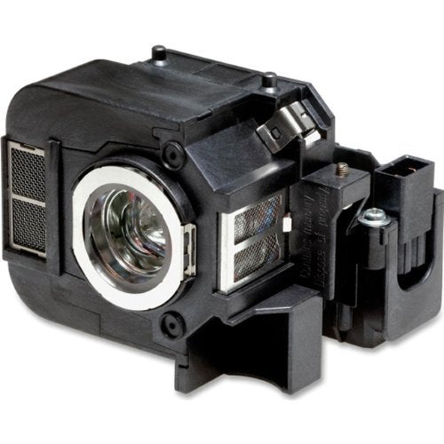 Projector Lamp ELPLP50 / V13H010L50 w/Housing for EPSON Projectors and 1-Year Replacement Warranty