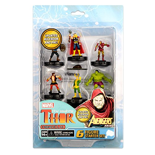 WizKids HeroClix - Marvel The Mighty Thor Starter Set