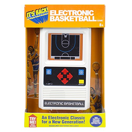 Electronic Retro Sports Game Assortment: Basketball Electronic Games