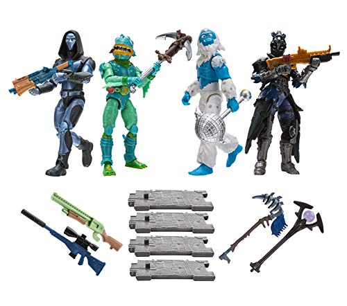 Fortnite Squad Mode 4-Figure Pack, Series 2