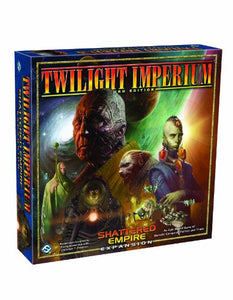 Twilight Imperium 3rd Edition: Shattered Empire Expansion