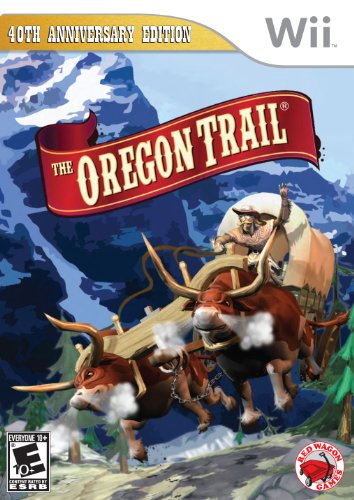 The Oregon Trail: 40th Anniversary Edition
