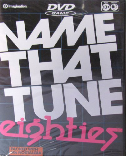 Imagination Name That Tune Eighties (DVD Game)